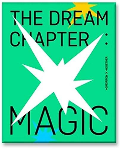 CD : Txt - The Dream Chapter: Magic Sanctuary Green Version