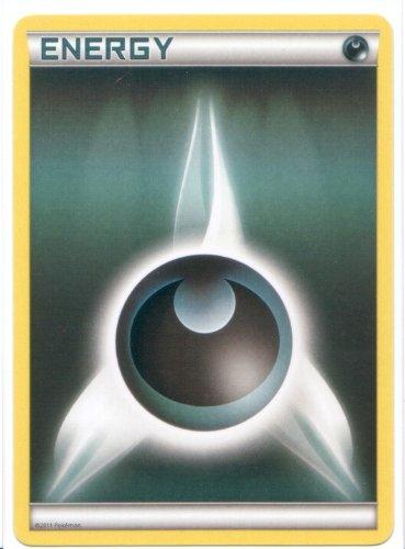 Basic Darkness Energy Pokemon Card (Black & White Series, Dark Type) (Darkness Energy compare prices)