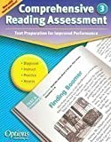Comprehensive Reading Assessment: Test Preparation for Improved Performance : Grade 3