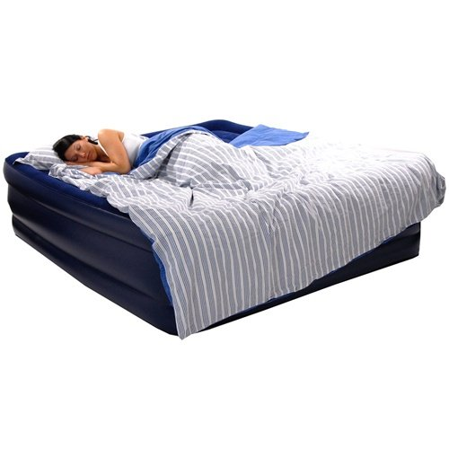 Blow Up Mattress: Great Price Smart Air Beds Deluxe Comfort Top ...