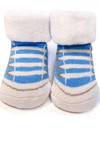 Babysocken 4er Set für Mädchen und Jungen von 0-6 Monate - 7