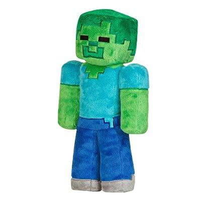 Minecraft Medium Plush, Zombie from Minecraft