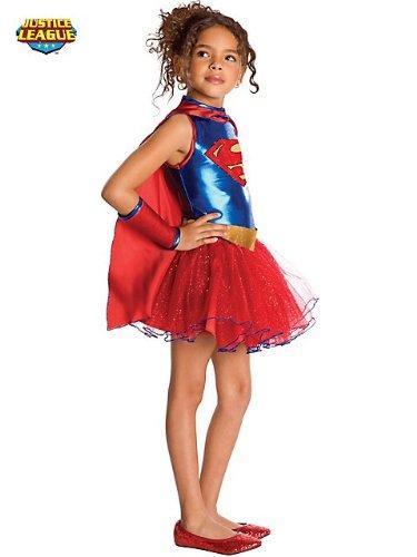 Justice League Child's Supergirl Tutu