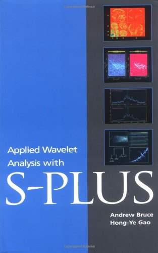 Applied Wavelet Analysis with S-PLUS