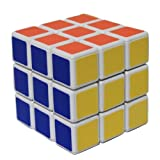 Shengshou 3x3x3 Magic Cube Puzzle Rubik's Cube Random Color by 24/7 store