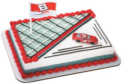 Buy Dale Earnhardt Jr Nascar Cake Kit
