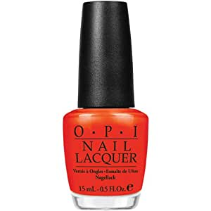 Opi Nail Laquer 2012 Spring-Summer Holland Collection, A Roll In The Hague, 0.5 Fluid Ounce