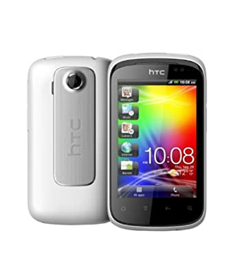 HTC Explorer A310E (Metallic White)