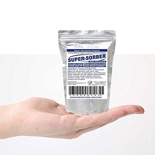 newstone-sodium-polyacrylate-superabsorbent-diaper-polymer-white-038mm-granulars-50g176oz