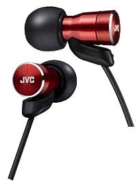 JVCケンウッド JVC ステレオミニヘッドホン HA-FXD60-R