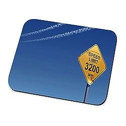 Pools Speed Limit Mousepad