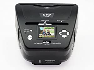SVP PS9790 (with 4GB) 3-in-1 Digital Photo / Negative Films / Slides Scanner with built-in 2.4