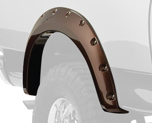Bushwacker Ford Cut-Out Fender Flare Rear Pair (2002 F150 Fender Flares compare prices)