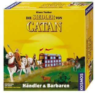 Die Siedler von Catan – Händler & Barbaren