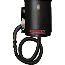 "Jet-Kleen JK-WTB2F Wall Mount Blowoff Gun and Drying System, 56"" Hose, 240V, 1Ph, 50/60Hz"