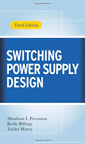 Free online download ebooks Abraham Pressman Switching Power Supply Design (English literature)  by Abraham I.Pressman
