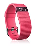 Fitbit Pulsera de Fitness Charge Hr Large (Rosa)
