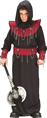 Boys Executioner Kids Child Fancy Dress Party Halloween Costume