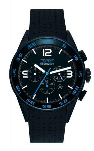 Esprit ES1DH25D5959.772 - Reloj de pulsera hombre, Acero inoxidable, color Negro