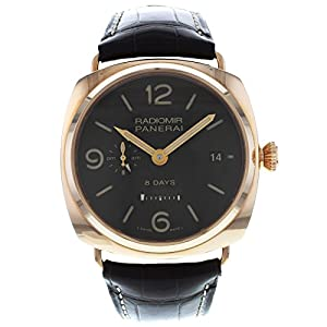 Panerai PAM00395 Radiomir 8 Days GMT Oro Rosso Automatic Men's Watch