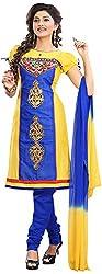 MINU Women's Unstitched Dress Material (Smart Style_1008)