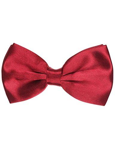 James Tyler Cravatta da uomo, Rosso, OS