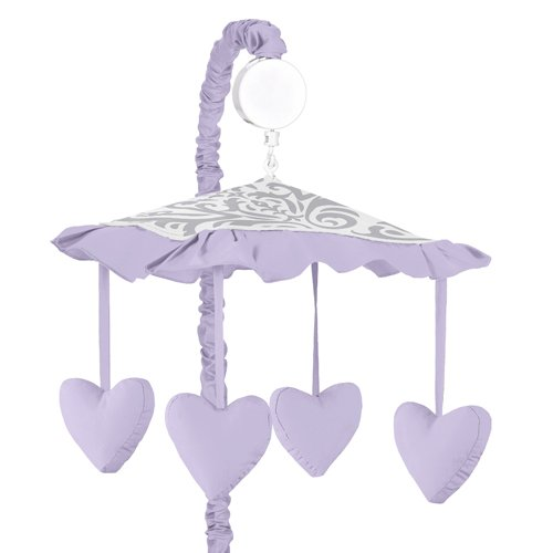 Girls Bedding Purple