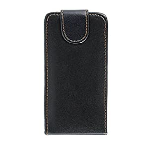 Faux Leather Black Magnetic Flap Pouch for Google G3