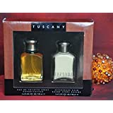 ARAMIS TUSCANY SET EDT 3.4 Fl. Oz / 100ml & A/S BALM 3.4 Fl. Oz / 100ml