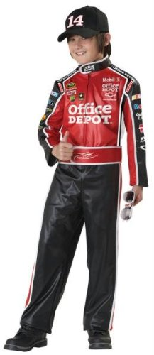 Costumes For All Occasions CC00362LG Tony Stewart Child Large