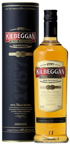 KILBEGGAN Irish Whiskey 70cl Bottle