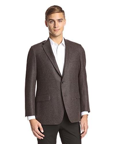 Ike Behar Men's Houndstooth Sportcoat