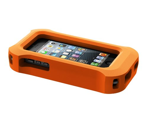 Lifeproof 1337 Float Case for iPhone 5 - Retail Packaging - Orange