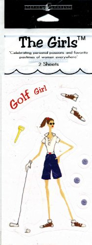 The Girls Golf Girl
