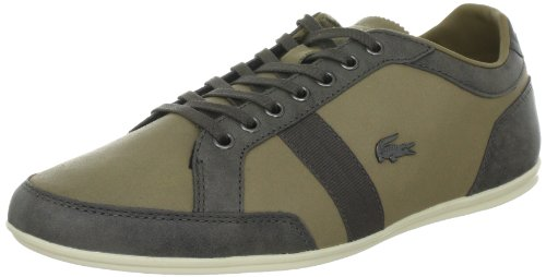 Lacoste Mens Alisos 6 brw Trainers Brown Braun (BRW 078) Size: 8.5 (42.5 EU)