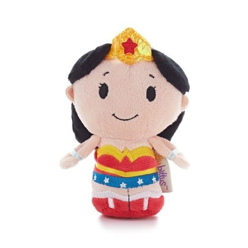 Hallmark Itty Bitty Plush KID3248 Wonder Woman Itty Bitty Plush - 1