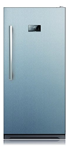 ECOAP FR 502-650 SS Upright Freezer 13.7-Cubic Feet, Stainless Steel