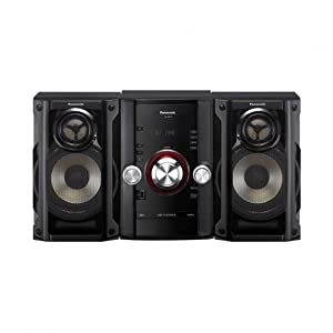 Review and Buying Guide of Cheap Panasonic SC-AKX12EB-K 250W Mini System with USB Playback