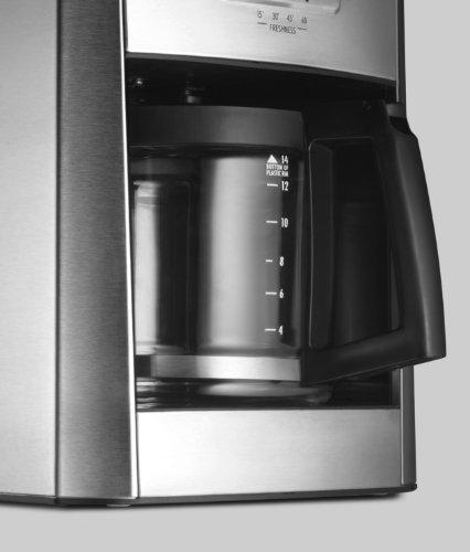 Delonghi Coffee Maker Troubleshooting : DeLonghi DC514T 14-Cup Programmable Drip Coffeemaker Black Coffee Maker