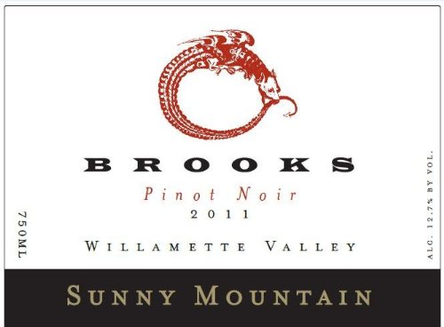 2011 Brooks Sunny Mountain Pinot Noir 750 Ml
