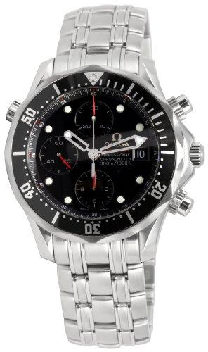 Omega Seamaster Diver Chrono 41mm. 213.30.42.40.01.001
