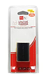 Tyfy LP-E6 GOLD (Canon)(2400 mah) Rechargeablr li-on battery