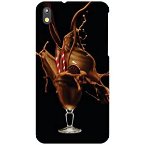 HTC Desire 816 Phone Cover-Stunned Matte Finish Phone Cover