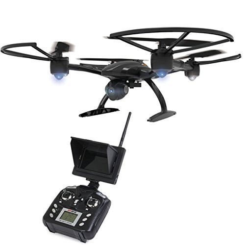 JXD 509G 5.8G FPV Drone with 2.0MP HD Real-time Aerial Camera, High Hold