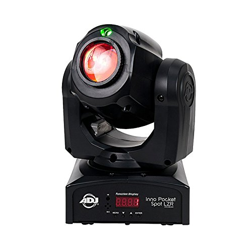 American DJ Inno Pocket Spot LZR | Mini Moving Head 12