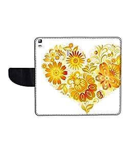 KolorEdge Printed Flip Cover For Lenovo A7000 Multicolor - (55KeMLogo09014LenovoA7000)