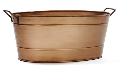 achla-designs-c-81c-oval-copper-finished-tub