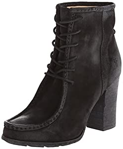 FRYE Women's Parker Moc Short Boot,Black,11 M US