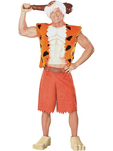 Bamm-Bamm Costume - X-Large - Chest Size 50 (Betty And Barney Rubble Costumes)