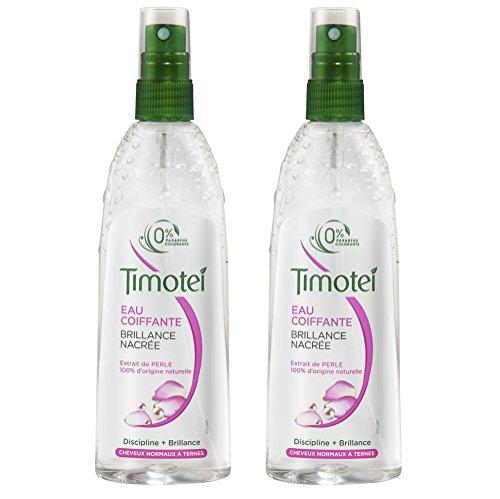 Timotei perlato acqua styling brillare 150ml